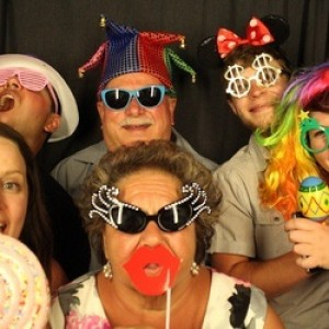 In the Spotlight Photo Booth Rental - Photo Booths in Lansing, Michigan