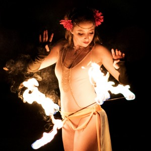 Incandescent Entertainment - Fire Eater / Sideshow in Takoma Park, Maryland
