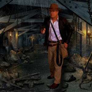 Indiana Jones Impersonator - Actor in Joplin, Missouri