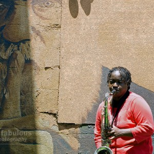 Indeego Charleston - Saxophone Player / Storyteller in New York City, New York