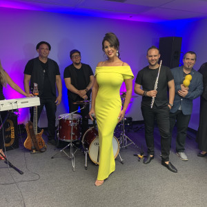 Indira Live Band - Salsa Band / Merengue Band in Miramar, Florida