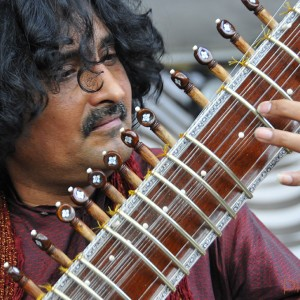 Indrajit Banerjee - Sitar Player / African Entertainment in Houston, Texas