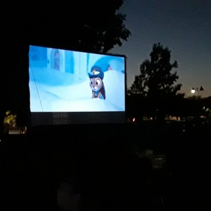 Indy Big Screen - Outdoor Movie Screens / Halloween Party Entertainment in Speedway, Indiana