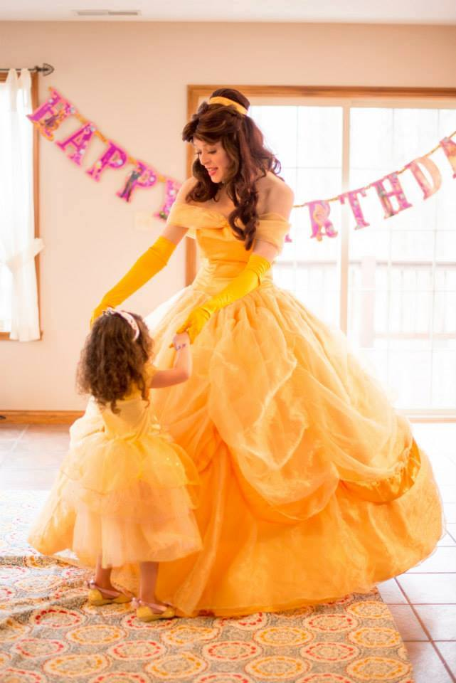 Hire Happily Ever After Productions Princess Party In