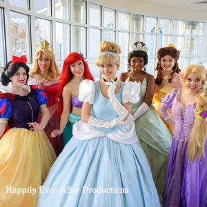 Happily Ever After Productions - Princess Party in Indianapolis, Indiana