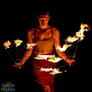 Inferna - Fire Performer in Miami, Florida