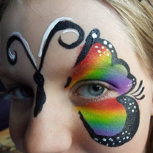 Infinity Arts and Entertainment - Face Painter / Outdoor Party Entertainment in Newport News, Virginia