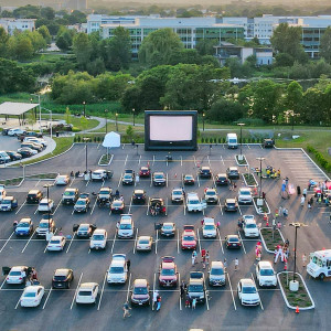 Inflatable High Definition Movie Screens - Outdoor Movie Screens in Worcester, Massachusetts