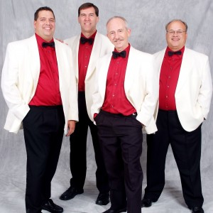 Inside Track Barbershop Quartet