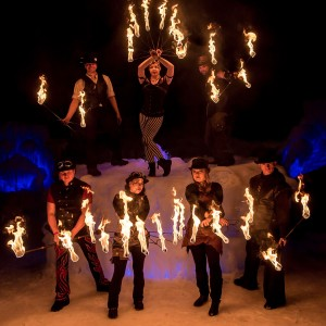 Insphyre Performance - Fire Performer / Stilt Walker in Minneapolis, Minnesota