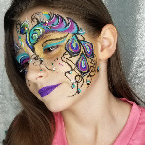 Beauty by Candice Ennis - Body Painter in Honolulu, Hawaii