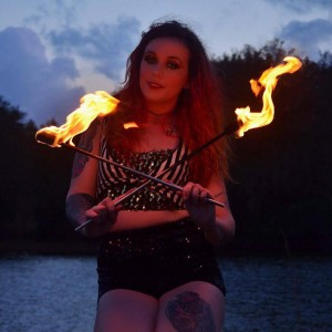 Amber Kelly - Insured Fire Performer - Fire Performer in New Port Richey, Florida