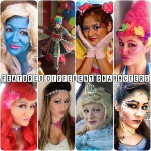Inter Lisboa Events - Face Painter / College Entertainment in Kissimmee, Florida