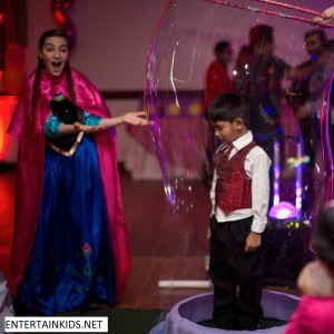Interactive Bubble Show - Bubble Entertainment / Comedy Magician in Toronto, Ontario