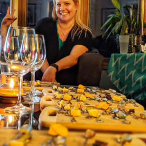 Interactive Wine Tasting with Snacks - Bartender in Kelowna, British Columbia