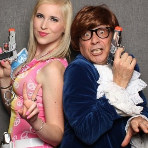International Man of Mystery - Austin Powers Impersonator in Plymouth, Massachusetts