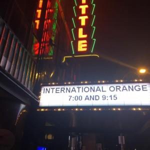 International Orange - Jazz Band in Brooklyn, New York