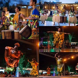 Intuitive African Dance And Drum Culture - African Entertainment / Drum / Percussion Show in Houston, Texas