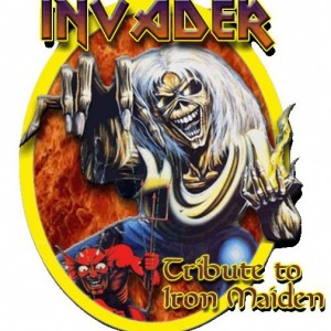 Invader -Tribute to Iron Maiden - Tribute Band in Modesto, California