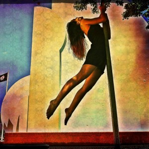 Inverted Visions - Aerialist in Virginia Beach, Virginia
