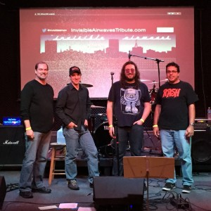 Invisible Airwaves - Rush Tribute Band in Franklin, New Hampshire