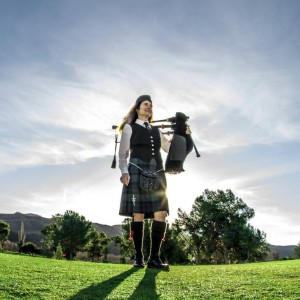Irish Hills Bagpiper - Bagpiper / Wedding Musicians in San Luis Obispo, California