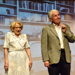 Irv And Marilyn As George Burns And Gracie Allen - Impersonator in Henderson, Nevada