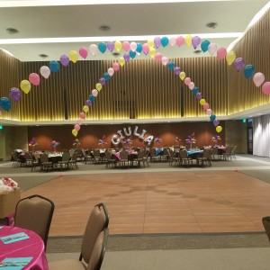 Irving party decorations - Balloon Decor in Irving, Texas