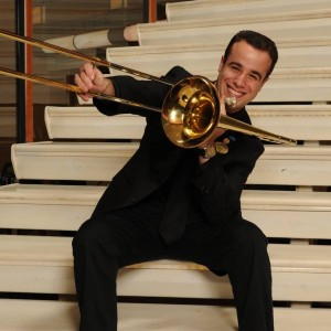 Isaac Kramer, Professional Trombonist - Trombone Player / Brass Musician in Laguna Beach, California