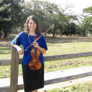Isaiah 61:10 - Violinist / Classical Duo in Milton, Florida