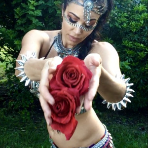 Ishani Ishaya - Fire Dancer / Hawaiian Entertainment in Portland, Oregon