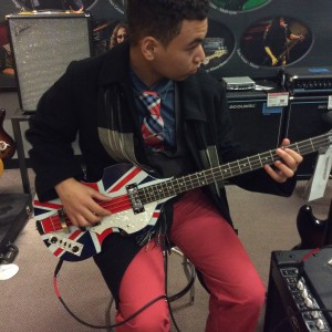 Isiah. - Gospel Music Group / Bassist in Chesnee, South Carolina