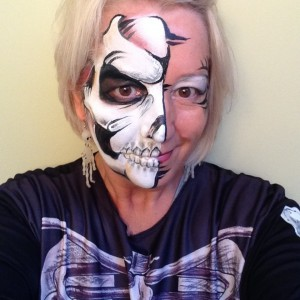 Island Face Painting - Face Painter / Halloween Party Entertainment in Duncan, British Columbia