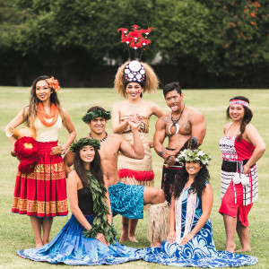 Island Inspirations - Hula Dancer in Newport Beach, California