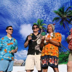 Island Time Band - Jimmy Buffett Tribute / Impersonator in Raleigh, North Carolina