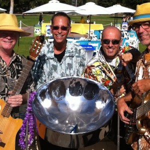 Island Voyage / Steel Drum Band - Party Band / Halloween Party Entertainment in Frazier Park, California