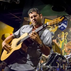 Israel Maldonado - Singing Guitarist in San Diego, California