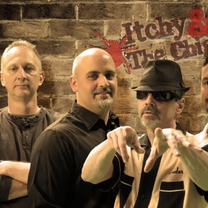 Itchy & The Chiggers - Classic Rock Band / Cover Band in Greenville, South Carolina