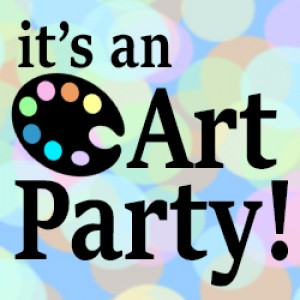It's an Art Party - Arts & Crafts Party in Charlotte, North Carolina