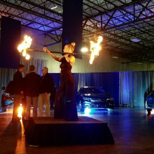 Euphoric Fire - Fire Performer / Outdoor Party Entertainment in Nashville, Tennessee