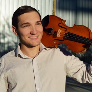 Ivan Dantas - Violinist in Northridge, California