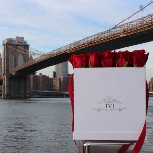 IVI Floral Deign boxed flowers - Event Florist / Party Decor in New York City, New York