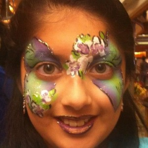 Ivonne's Party Artists - Face Painter / Princess Party in Palmdale, California