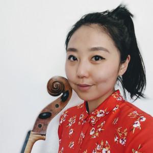 Ivy Rhee - Cellist in Portland, Oregon