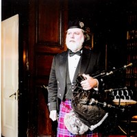 J.V. Hudson - Bagpiper / Celtic Music in Raleigh, North Carolina