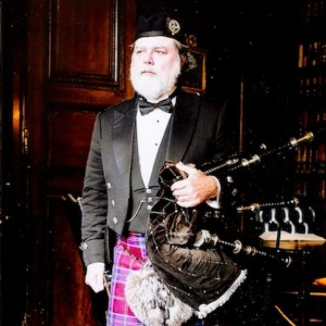 J.V. Hudson - Bagpiper / Wedding Musicians in Raleigh, North Carolina