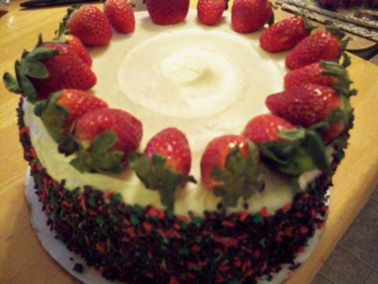 Pawtucket Cake Decorator