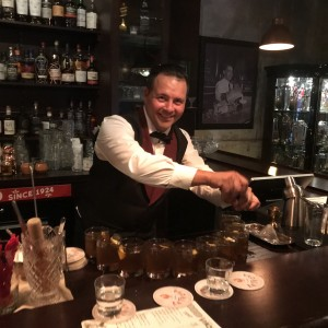 J M Bar - Bartender in Miami, Florida