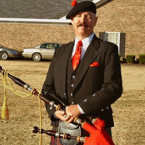 J. Stephen Sanders - Piper - Bagpiper in Memphis, Tennessee