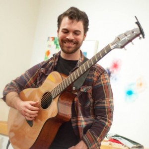 Jack Byrne - Singing Guitarist in Somerville, Massachusetts